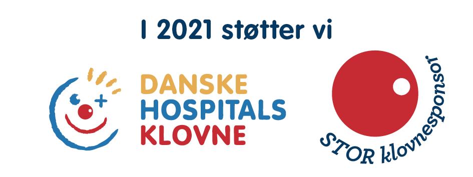 Chic Antique støtter Danske Hospitalsklovne